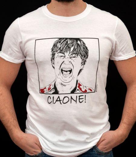 T-shirt Una notte da Leoni uomo