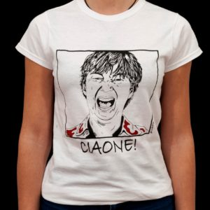T-shirt Una notte da Leoni donna
