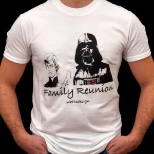 T-shirt Star Wars uomo