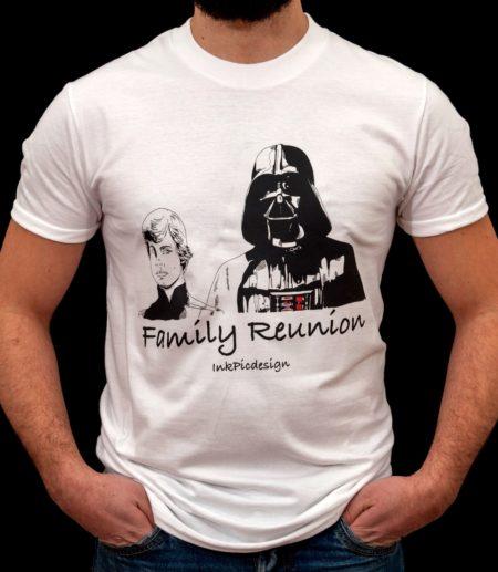 T-shirt Star Wars uomo