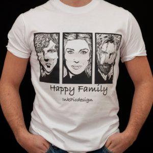 T-shirt Game of Thrones uomo