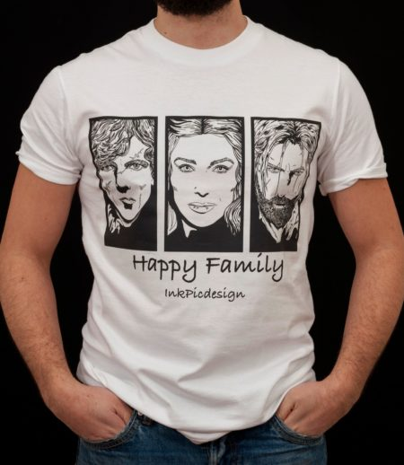 T-shirt Game of Thrones uomo