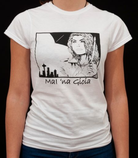 T-shirt Grey's Anatomy donna