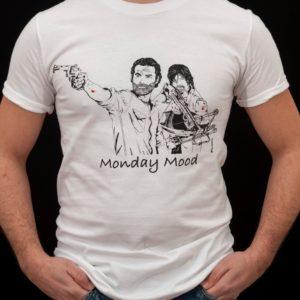 T-shirt The Walking Dead uomo