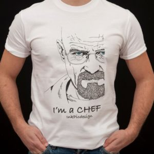 T-shirt Breaking Bad uomo