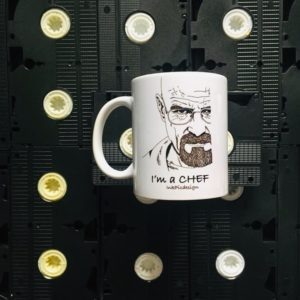 Tazza Breaking Bad