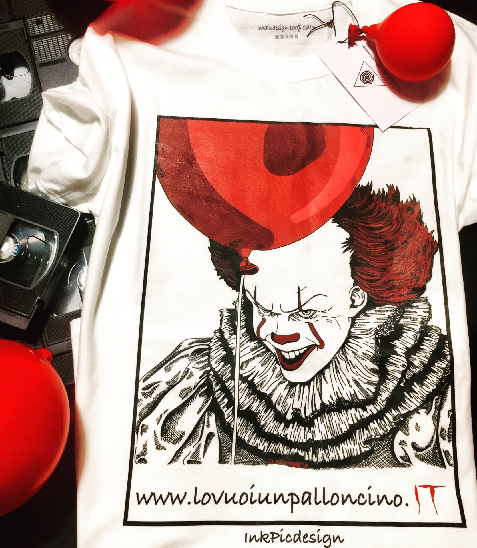 T-shirt IT uomo donna